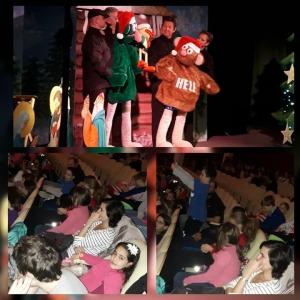 Divadelní představení - JŮ a HELE(1)
